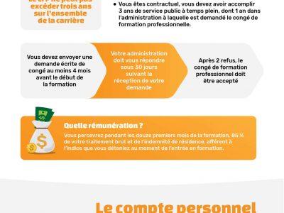 Salarié de la fonction publique : comment financer votre formation ?